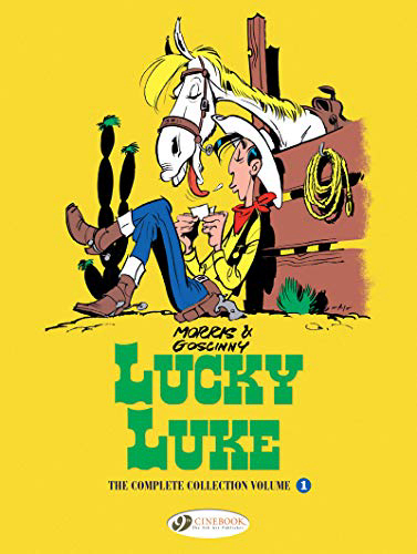 Lucky Luke - The Complete Collection Volume 1 (1)