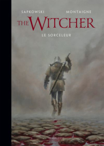 L'Univers du Sorceleur (Witcher) : The Witcher illustré