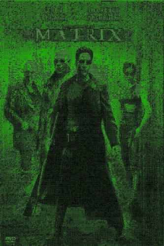 The Matrix: ASCII