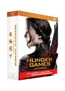 Hunger Games l´intégrale  Edition Collector